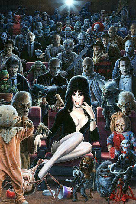 O que você sabe sobre filmes de terror?   Minilua