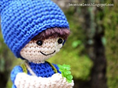 Folletto Amigurumi Uncinetto : Oltre 1000 idee su Cappello Da Elfo su Pinterest ...
