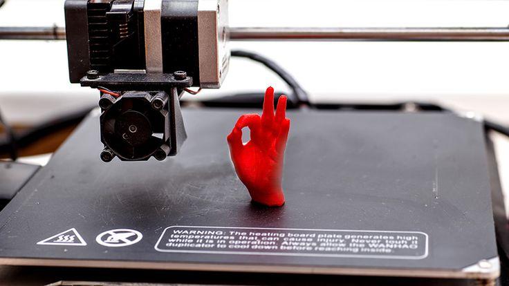 3D-tulostus mullistaa maailman