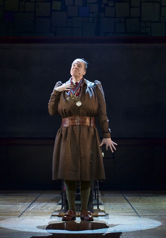 Review: Matilda the Musical (Broadway in Chicago) | Chicago ...