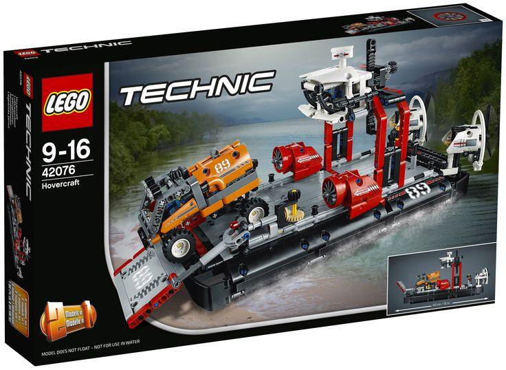 LEGO Technic 42076 : Hovercraft