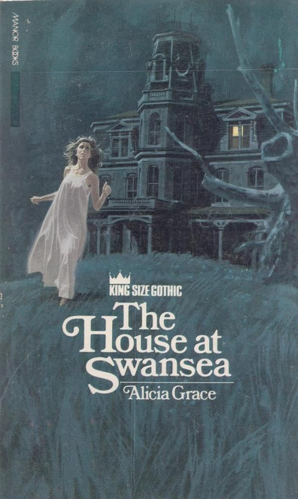 The House at Swansea - Alicia Grace - Manor Books - Good - Paperback
