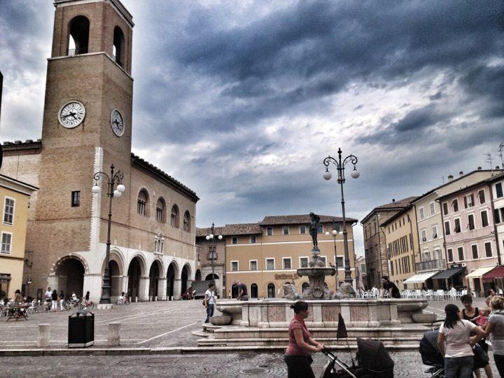 Fano nel Pesaro e Urbino, Marche