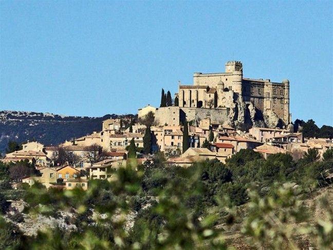 Le Barroux ~ Vaucluse ~ Provence ~ Avignon ~ France