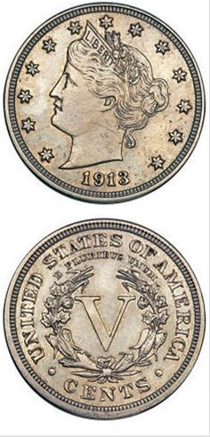 1913 Liberty Head Nickel brings $3.2m to Heritage  One of the most legendary coins in American numismatics, the 1913 Liberty Head Nickel, auctions  On...