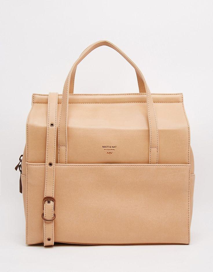 Image 1 ofMatt & Nat Boxy Tote Bag