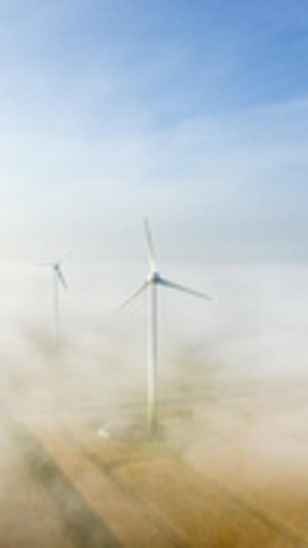 Windmills are seen through the morning mist rising from a field in Sehnde near Hanover, northern Germany, on September 22, 2016.Autumn officially begins on the equinox on September 22. / AFP / dpa / Julian Stratenschulte / Germany OUT        (Photo credit should read JULIAN STRATENSCHULTE/AFP/Getty Images) via @AOL_Lifestyle Read more: http://www.aol.com/article/news/2016/10/26/heavy-snow-to-blanket-parts-of-northeastern-us/21592146/?a_dgi=aolshare_pinterest#fullscreen