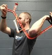 The Rotater for Shoulder Rehab and Prehab
