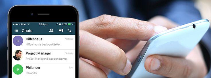 Smarter Work #Communication  #App For 21st Century Enterprises!
