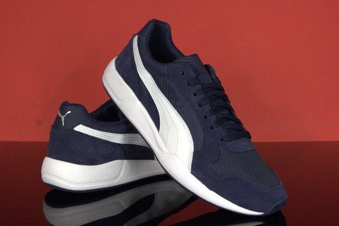 Haben Sie schon diese Schuhe? Modell Puma Runner PLUS ist eine perfekte Komposition aus zwei Farben. #Farbe #Puma #Plus #Komposition #Schuhe