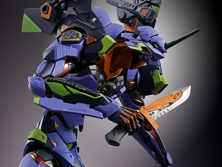 Bandai METAL BUILD Evangelion Unit-02 Japan version