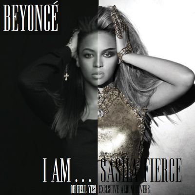Oh Hell Yes!: EXCLUSIVE: MAC-Made Beyoncé Single Covers for all of 'I Am... Sasha Fierce'