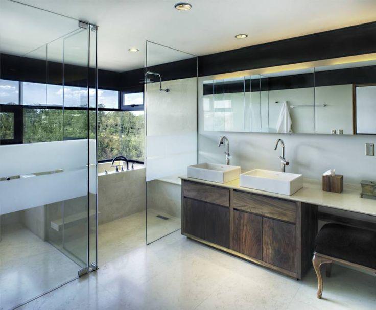 Bagno in stile Moderno di RIMA Arquitectura