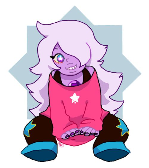 Adorable Amethyst