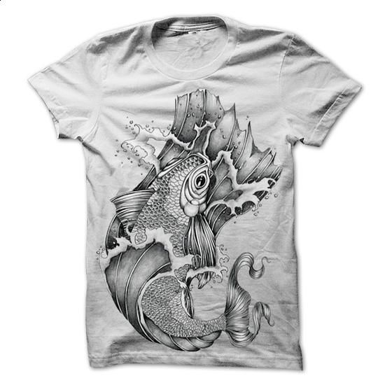 Lucky Koi Fish T-Shirt