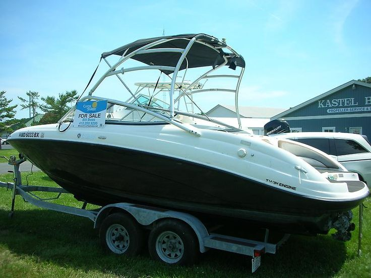 21 Yamaha Sport Boat for sale