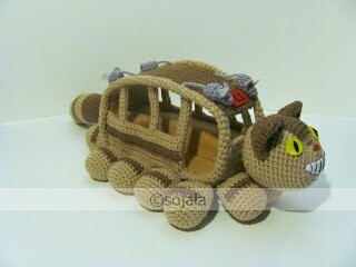 1000+ images about Ghibli crochet on Pinterest Glow ...
