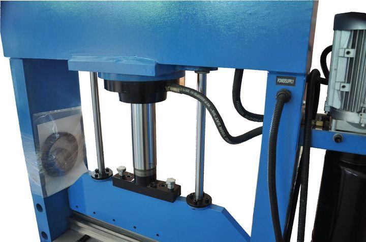 Hydrauliczna Prasa Krawedziowa 30t 490mm 7624836384 Oficjalne Archiwum Allegro Gym Equipment