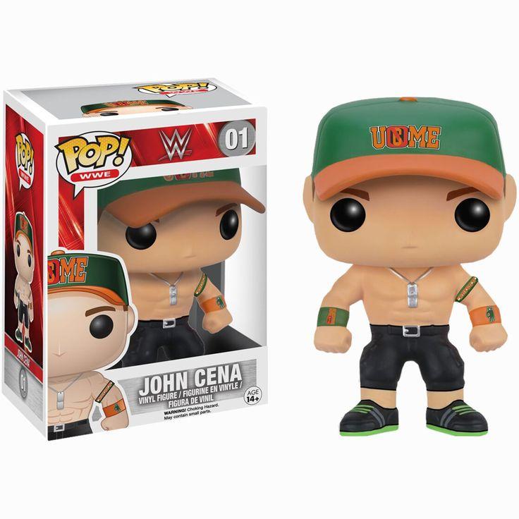 Funko WWE POP John Cena Vinyl Figure