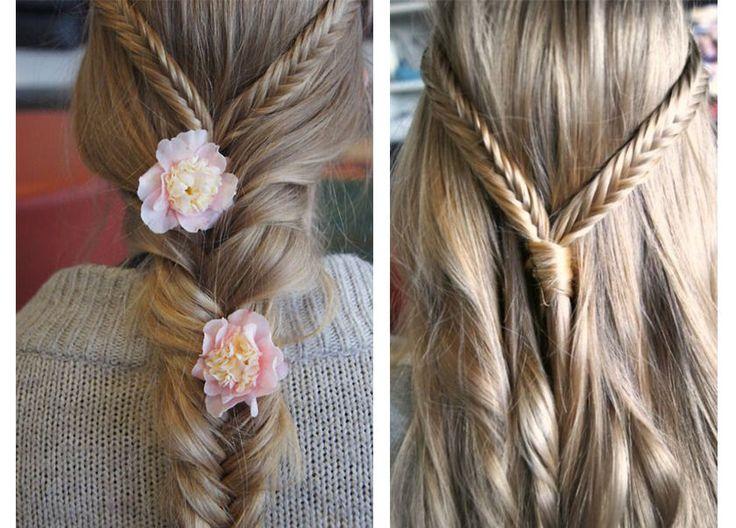 17. mai frisyre bunad hår skjønnhet tips inspirasjon