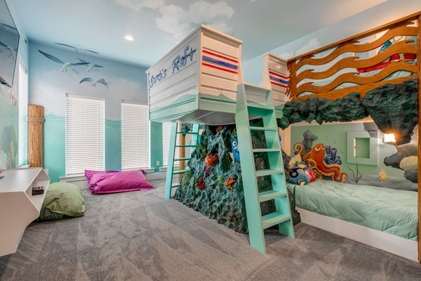 21 Best Nemo Kids 39 Themed Room Images On Pinterest Bedroom Ideas Child Room And Bedrooms