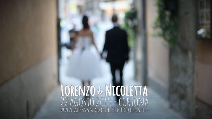 Wedding in Tuscany - Cortona - Video di Matrimonio - Wedding Film
