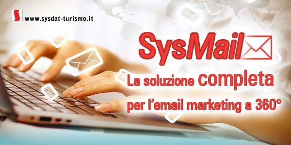 SysMail: La soluzione completa per email marketing   News Sysdat Turismo Spa