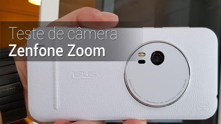 Teste de câmera: Zenfone Zoom | Tudocelular.com