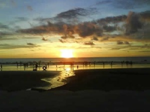 wisata bengkulu - long beach bengkulu