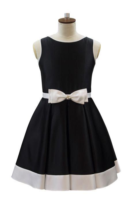 Girls Designer Dresses by David Charles Childrens Wear. Autumn Winter 2015.