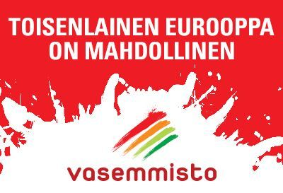 #Vasemmisto #Eurovaalit