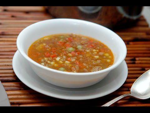 Lentejas con chorizo y verduras al estilo de sonia ortiz por cocina al natural cocina al - Cocina al natural ...