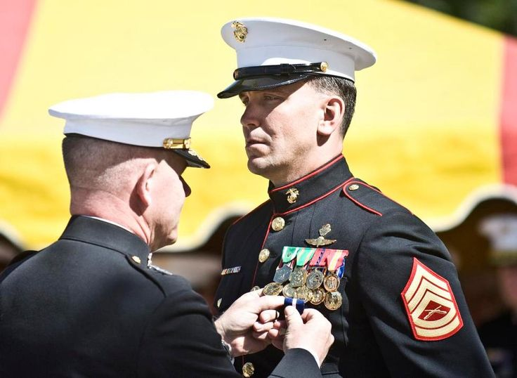 Valor is 'what these Marines are all about,' officer says of those who earned Navy Cross, Bronze Star – Orange County Register