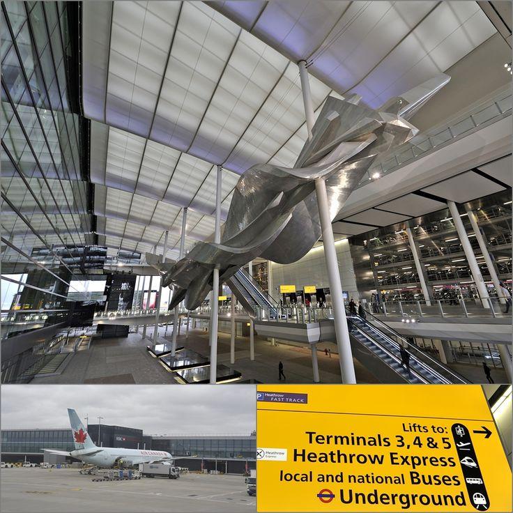 Heathrow Terminal 2 The Queen's Terminal