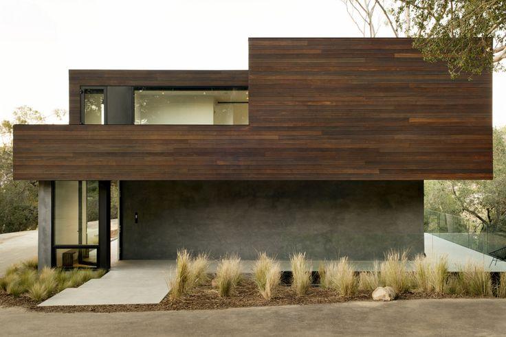 Oak Pass Guest | Beverly Hills, California | Walker Workshop Design Build | photo by Nicholas Alan Cope