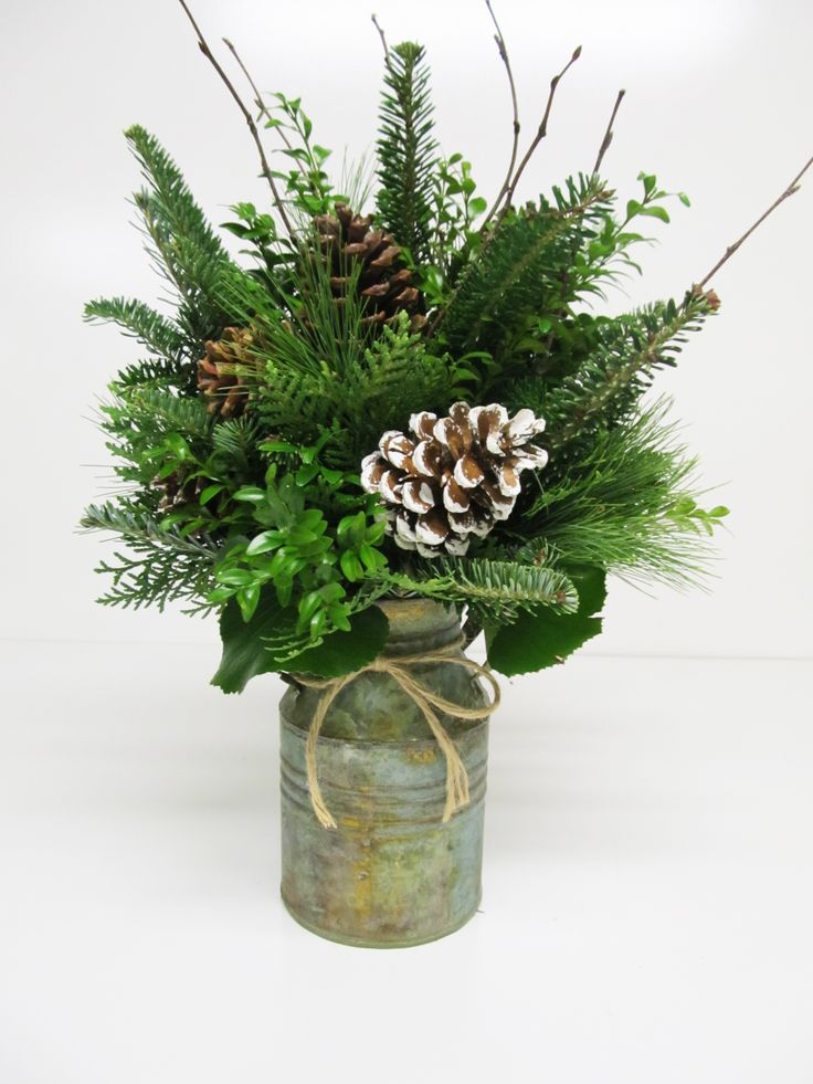 Best images about christmas natural decorating on