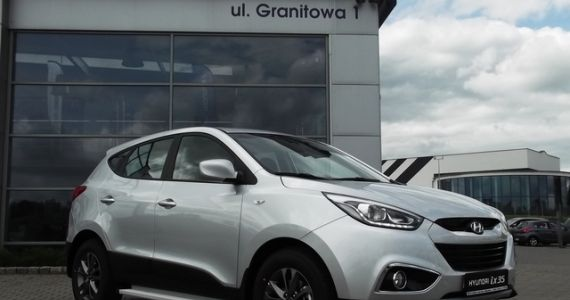 Hyundai ix35 1,6 GDI Benzyna (135) KM Wersja Classic+ Pakiet brasil http://hyundai.lubin.pl/oferta/hyundai-ix35-2014r/26