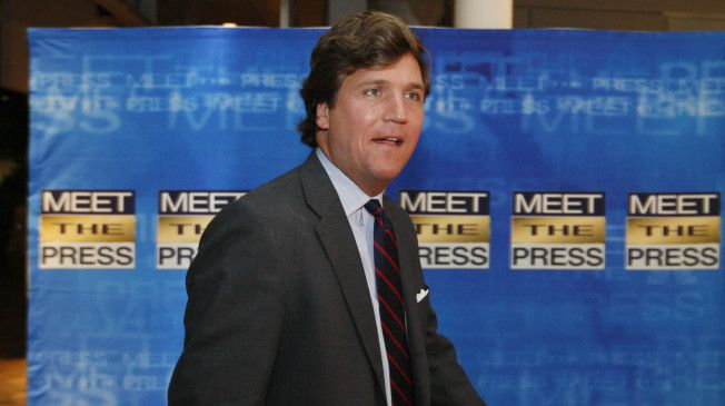 It's been a banner month for The Daily Caller, the conservative news site helmed by Tucker Carlson.