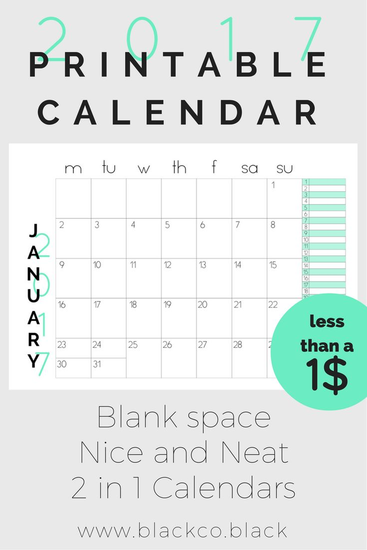 1000+ ideas about Blank Calendar To Print on Pinterest | 2016 Calendar ...
