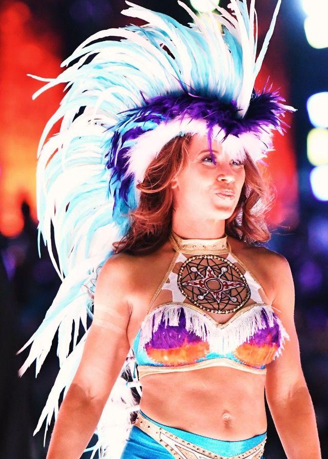 Mickie James - WrestleMania 33