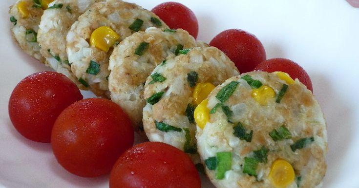 オートミールのツナハンバーグ by みにまめ [クックパッド] 簡単おいしいみんなのレシピが246万品