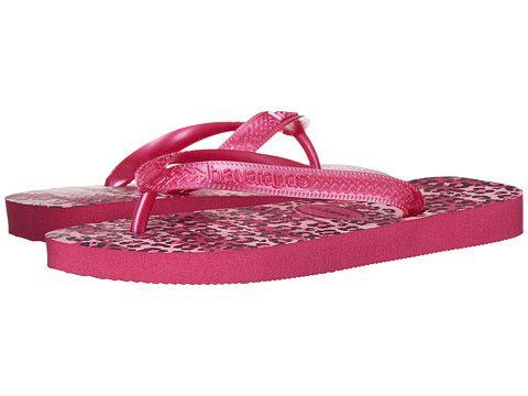 HAVAIANAS Top Animals Flip Flops. #havaianas #shoes #sandals