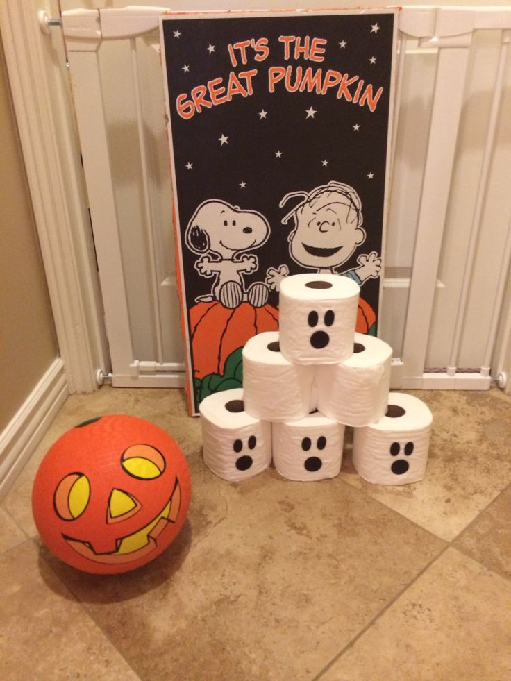 Halloween party game for kids:)🎃 | Halloween Party Ideas ...