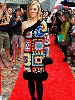 Outstanding Crochet: Granny square can be stylish???