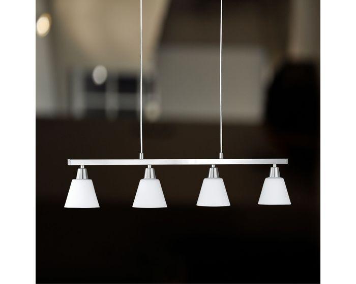 Lustr WOFI WO 7204.04.64.0000 (MALI) Závěsné svítidlo s umístěním na strop místnosti ve které bude použito, s přímým napojením el. rozvod 230v  #design, #consumer, #functional, #lustry, #chandelier, #chandeliers, #light, #lighting, #pendants #světlo #svítidlo #wofi #lustr
