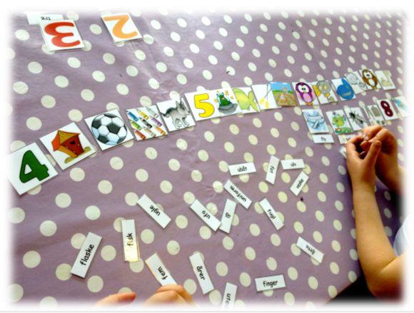 PY 2 - Uke 35; Denne uken har vi gjennomført forskjellige aktiviteter for å kartlegge leseferdigheten til elevene i 2. klasse. Det er tydelig at mange har øvd på lesing i sommer:)