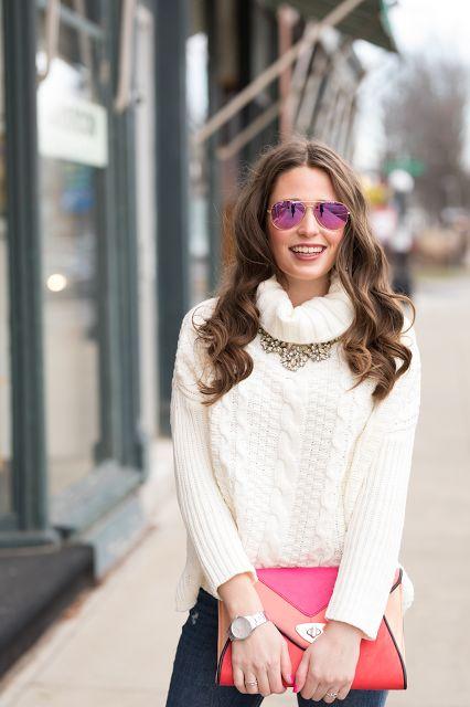 Best white sweater under $30