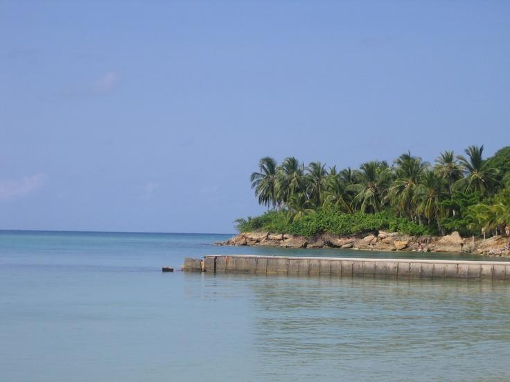 Isla Fuerte. Colombia