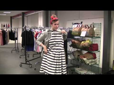"Video ""Il Foulard - Fashion for charity"" di Diffusione Tessile per GRADE Onlus"