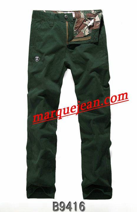 Vendre Jeans A Bathing Ape Homme H0001 Pas Cher En Ligne.